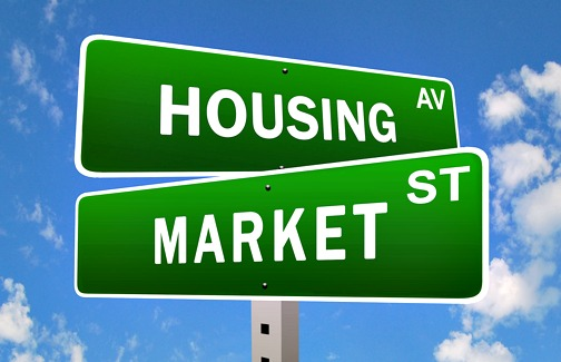housing market signs